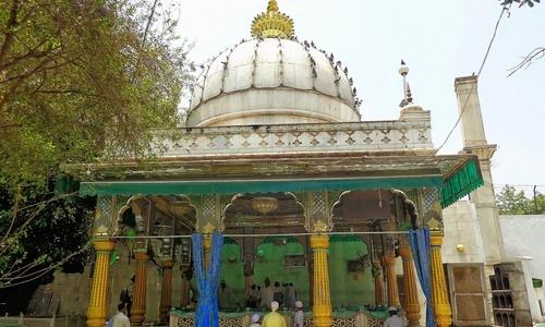 Hazrat Khwaja Qutbuddin Bakhtiyar Kaki Dargah Mehrauli Delhi