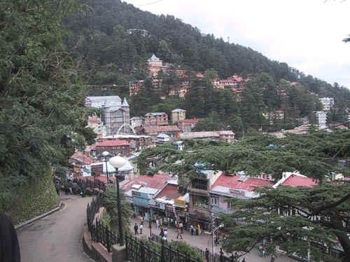 Summer Hill Shimla