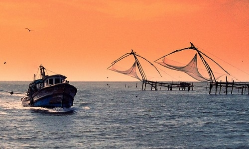 Cochin Tourist Guide and Site Seeing Itinerary