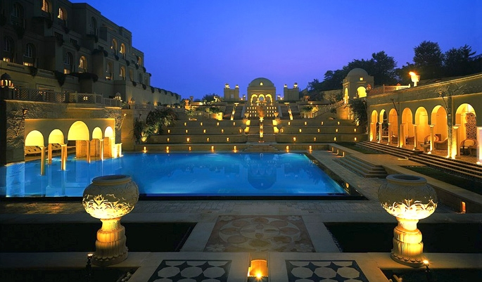 India Top 25 Luxury Hotels