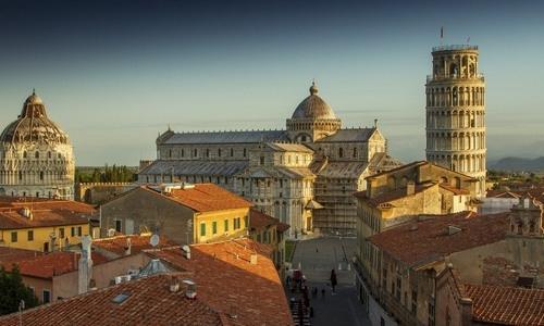 Pisa Tourist Guide