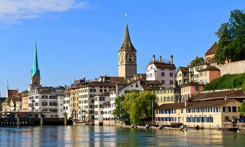 Zurich Tourist Guide