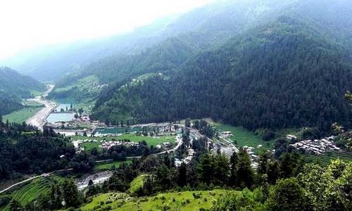 Balh Village India