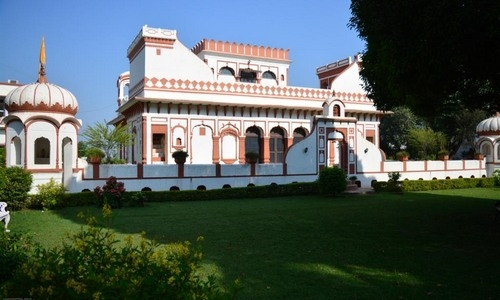 Nalagarh Fort Heritage Resort Himachal