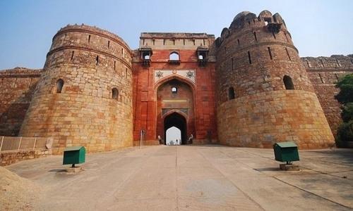 Purana Qila Delhi Tour Guide