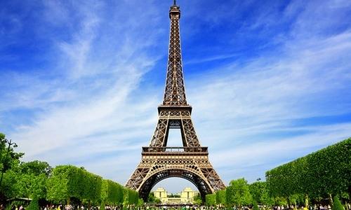 Paris Tourist Guide