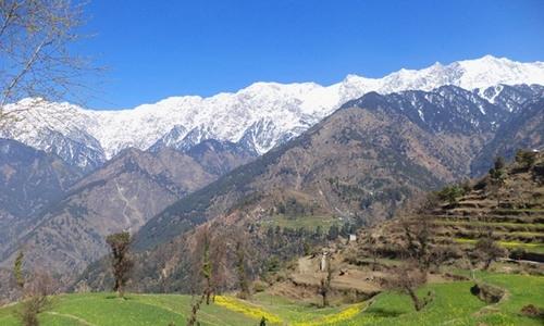 Dhauladhar Trekking Circuit