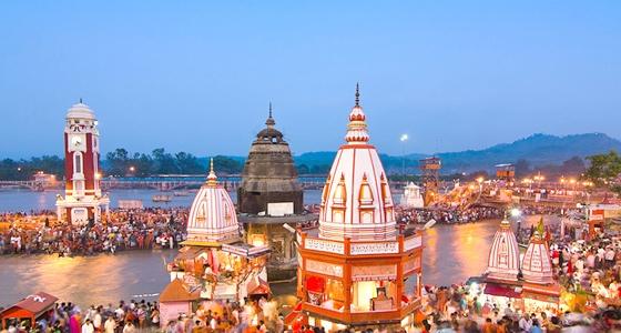 Haridwar Pilgrimage  Tourist guide