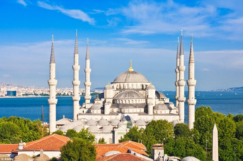 10 Top Attractions In Turkey