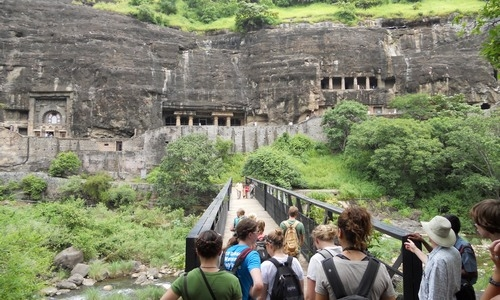 Ajanta Ellora caves Tourist Guide and Tour Packages