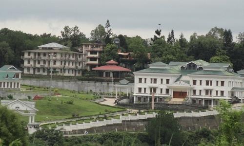 Jama Masjid Dharmashala Himachal Pradesh