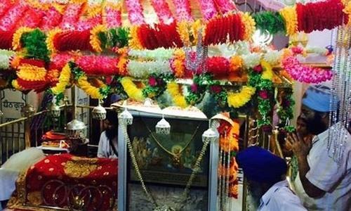 Gurudwara kandh Sahib ji Batala