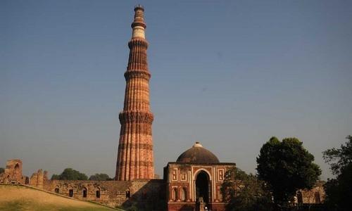 Mehrauli Qutub Minar UNESCO World Heritage Complex Tour Guide