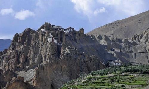 Kaza Himachal Tourist Guide