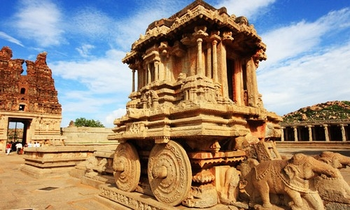 Hampi Tourist Guide – Best UNESCO World Heritage Site In India