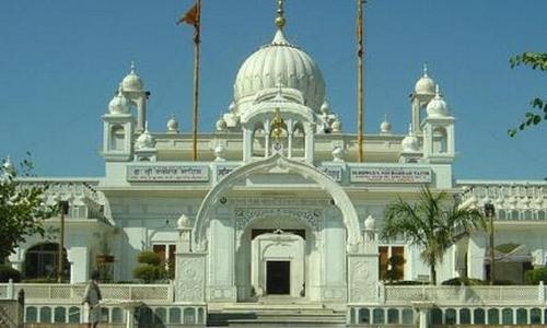 Gurudwara Khadur Sahib Ji