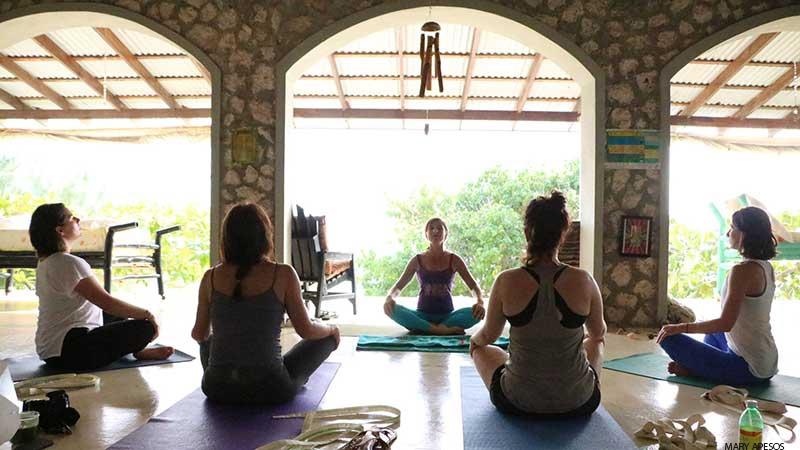 India Top 25 Yoga Destinations