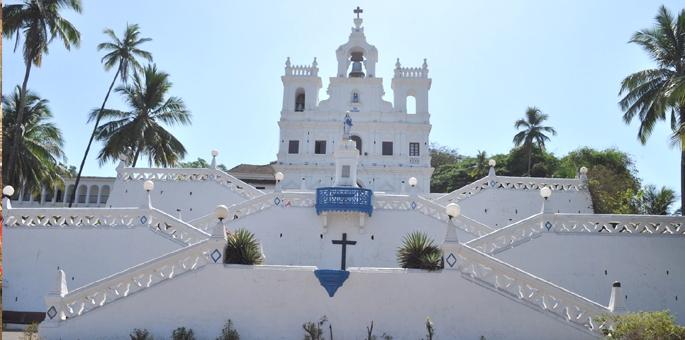 India Top 25 Christian Destinations