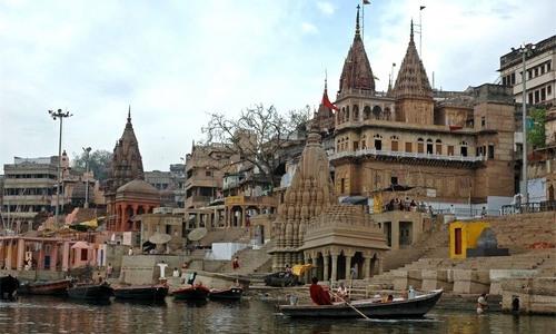 Varanasi Tourist & Pilgrimage Guide