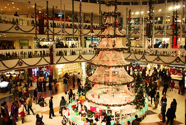 India Top 25 Shopping Destinations 2