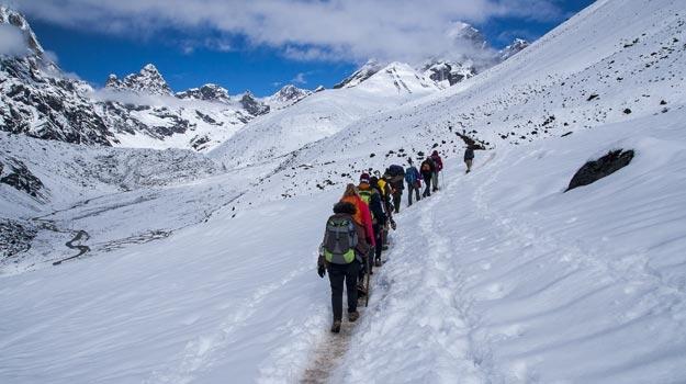 India Top 25 Trekking Adventure Destinations