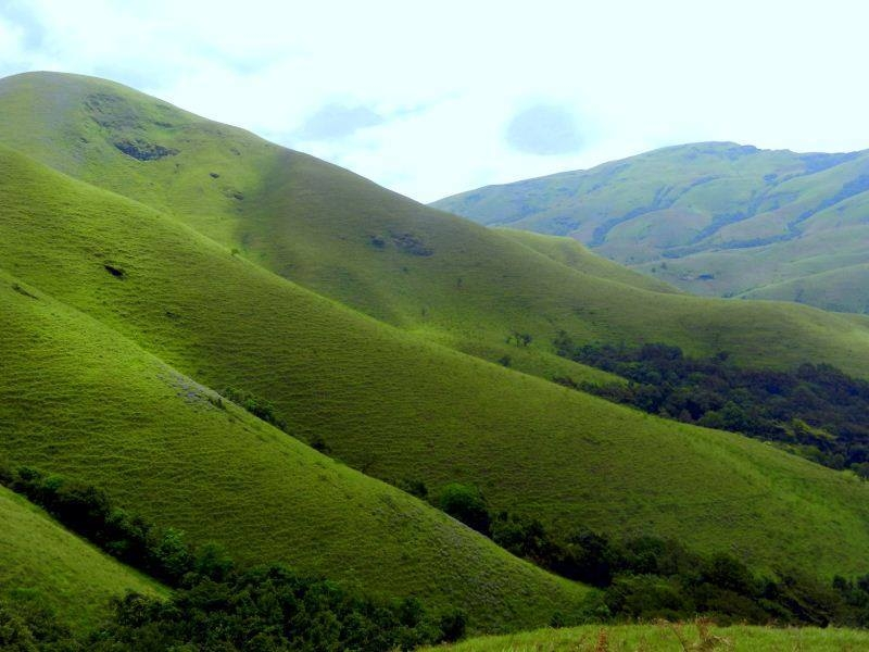 Kudremukh Tourist guide - Horse Face Hill Destination in India