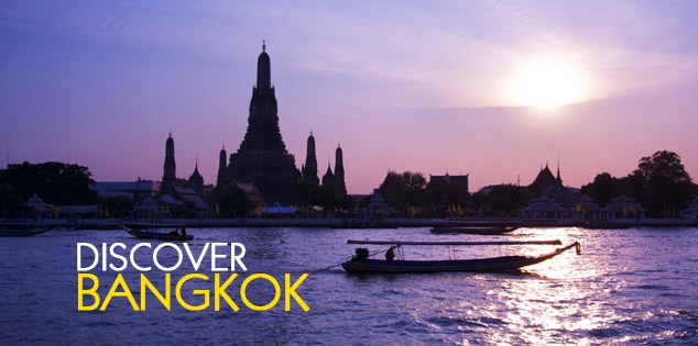 Thailand Group Packages - Bangkok Group Tours