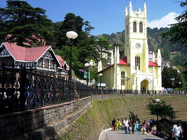 Himachal -Punjab Luxury family Holidays India- Shimla Manali Dharamshala and Amritsar