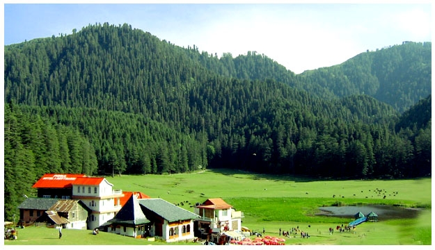 Complete Himachal Tour 2019 2020 India's Best- Dalhousie  Dharamshala Khajjiar Manali Tour Package