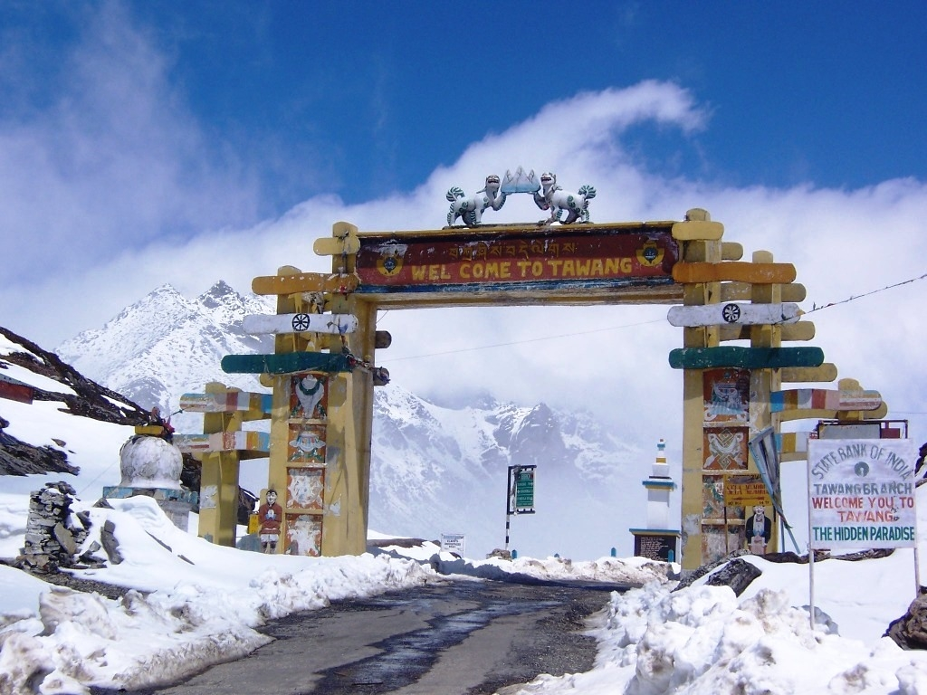 Tawang Weekend Gateway   - Ideal Buddhist pilgrimage center of India