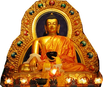 Lumbini Bodhgaya Sarnath Kushinagar Tour Package from China Japan Sri Lanka Thailand