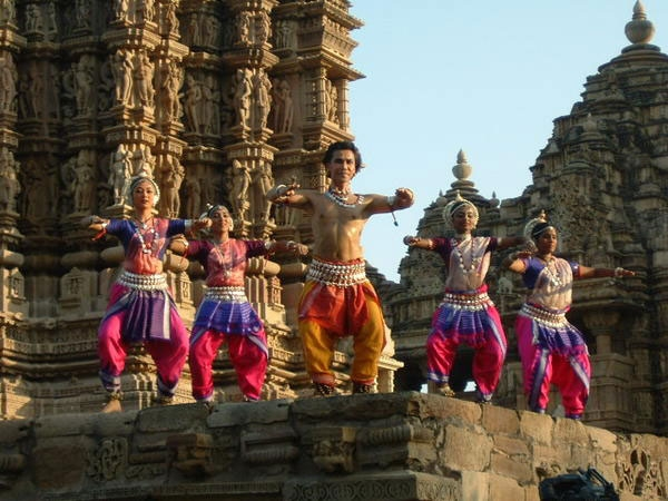 Khajuraho Festival of Dances tour package