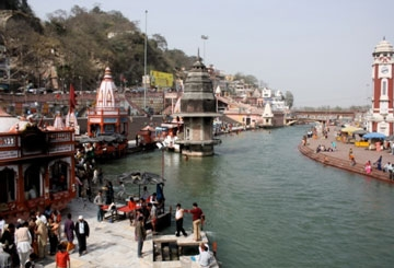 Char Dham Tour Package from Bhopal Indore MP