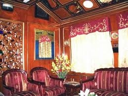 Palace on Wheels India Train package