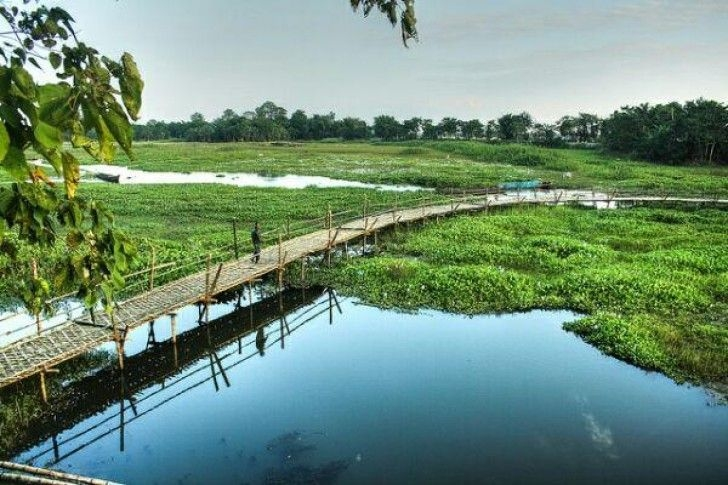 World's Largest Fresh Water Island - Majuli Jorhat Tour Package India
