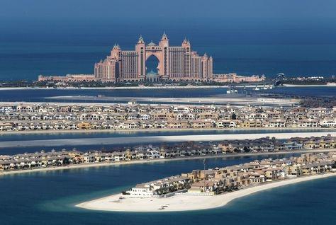 Dubai Luxury Holidays 2019 2020 with Dubai Expo Visit-Helicopter Tour-Atlantis Hotel-Burj Khalifa Top - Dubai Marina- iFly - Ski Dubai - Lego Land - IMG-Dubai Gate