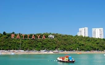 Bangkok Pattaya Tour Package from Indore