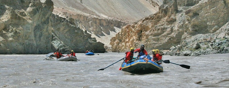 River Rafting In India Tour Package - Rishikesh