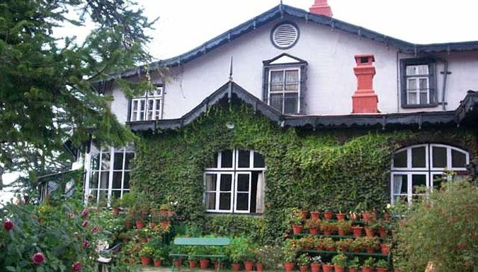 Chapslee Shimla Hotel Luxury Holidays - Maharajah Royal Style - Top 10 Reasons stay in Chapslee