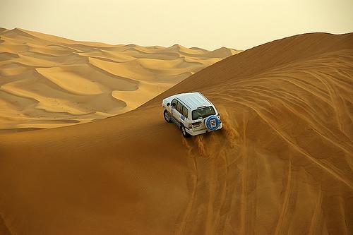 Dubai 4X4 Desert Safari Tour Package - Special Edition