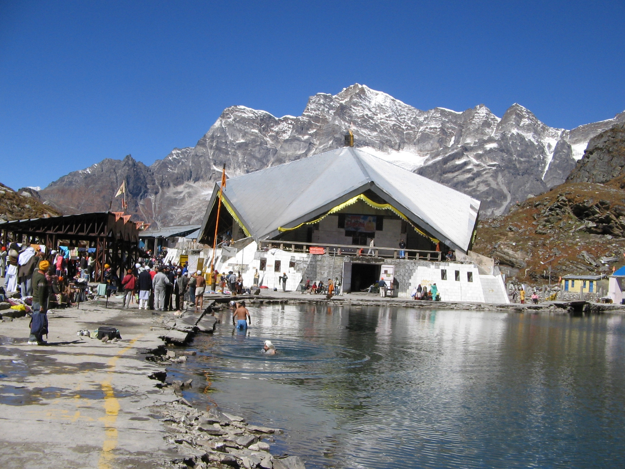 Tour Packages From Delhi To Hemkund Sahib