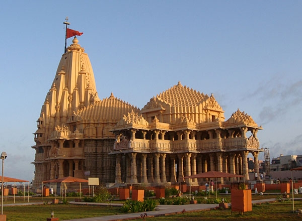 Photo Gallery - Somnath Somnath temple photo download