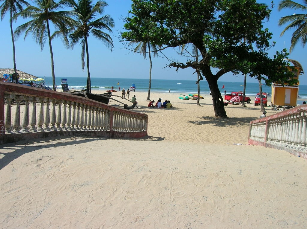 Colva Beach Package Goa Holiday Travel
