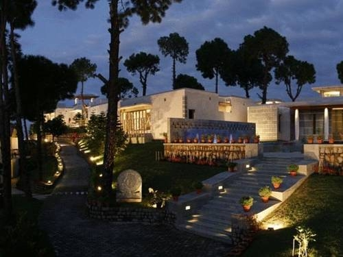 Parwanoo Ropeway Tour Package - Moksha Himalaya Spa Resort Package