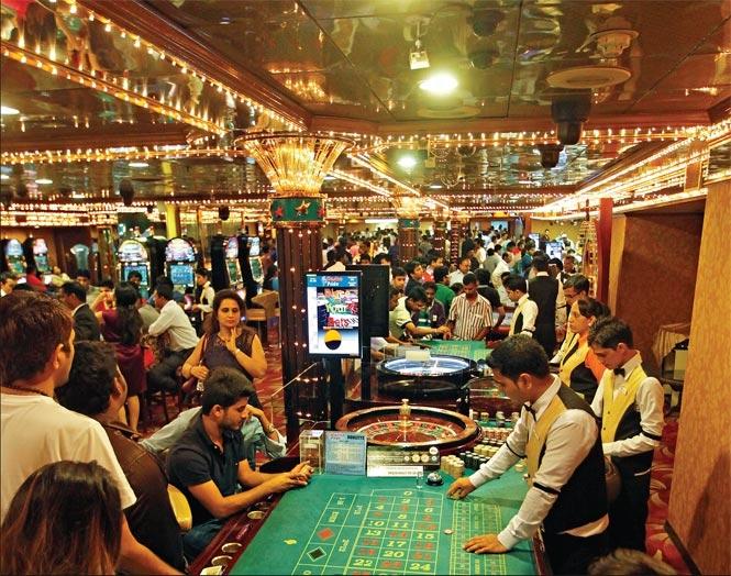 Club 7 casino goa