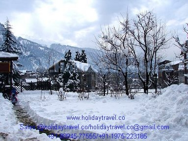 Honeymoon in Shimla Manali - Best Honeymoon &  Private Holidays in India