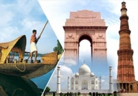 India Tourism Escorted Group Tours and Complete Bharat Darshan Packages