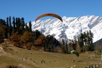 Solang valley manali Marhi Rohtang pass tour package