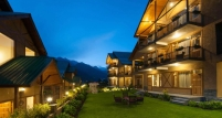 Anantmaya Resort Manali Holiday Honeymoon Package
