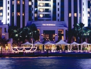 Peninsula Bangkok Hotel Holiday Honeymoon Package